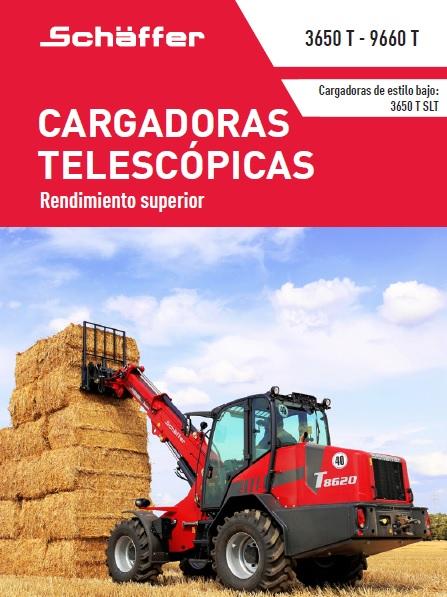 Catálogo Schäffer Serie Telescópicas 3650T - 9660T