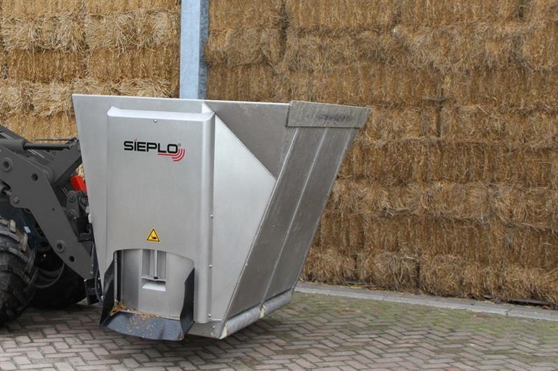 Contrato de distribuição com a empresa SIEPLO, líder em tecnologia de alimentos.