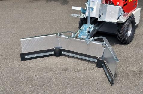 Cleanmeleon 2 GXV 160 sin sistema hidráulico